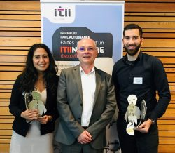 Accès à l'article Remise des trophées de l'apprentissage à l'institut des ressources industrielles, partenaire de l 'ITII de Lyon