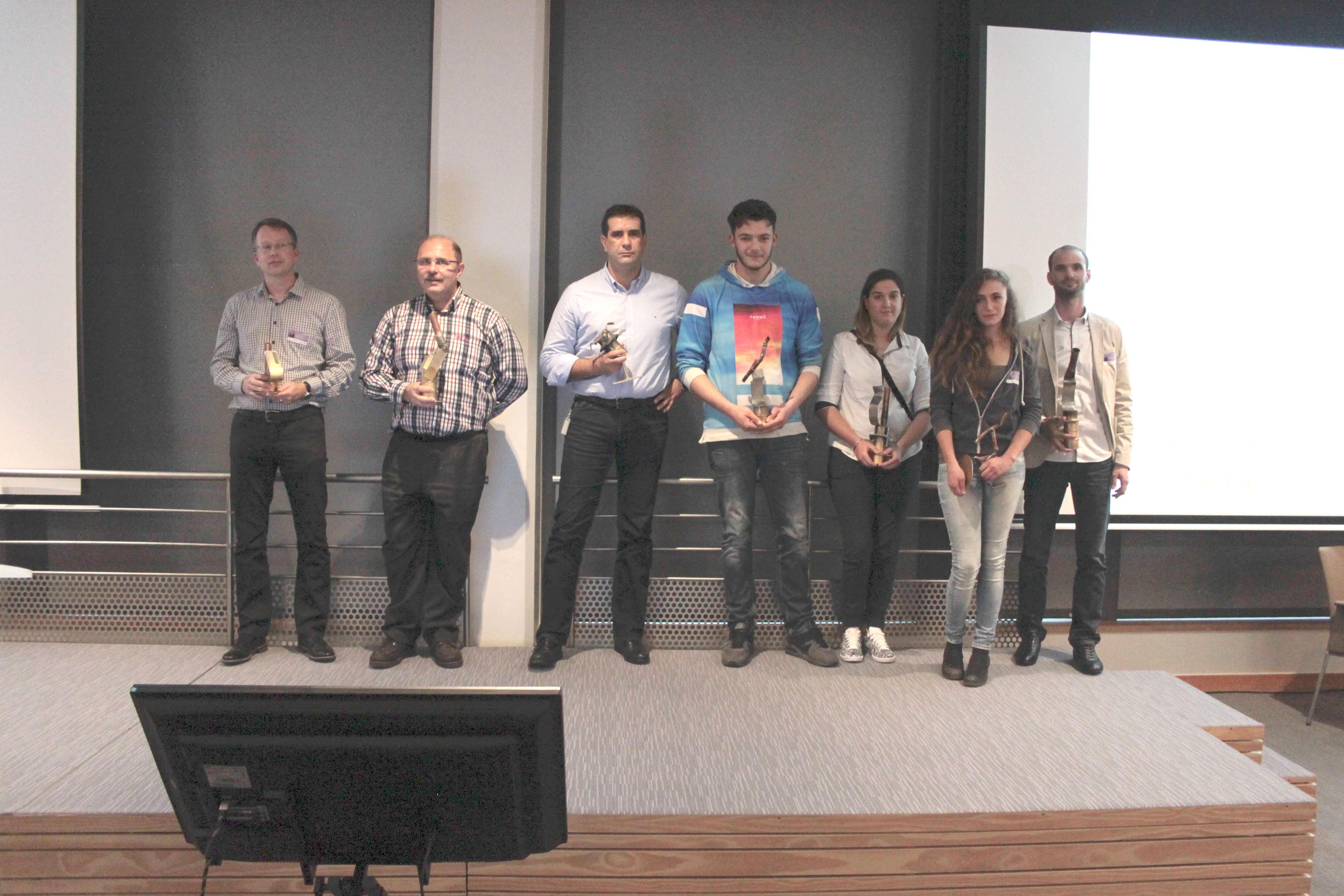 Accès à l'article Trophées de l'apprentissage 2016, des lauréats mis à l'honneur !
